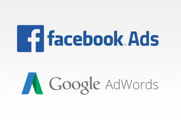campagne sem facebook e adwords