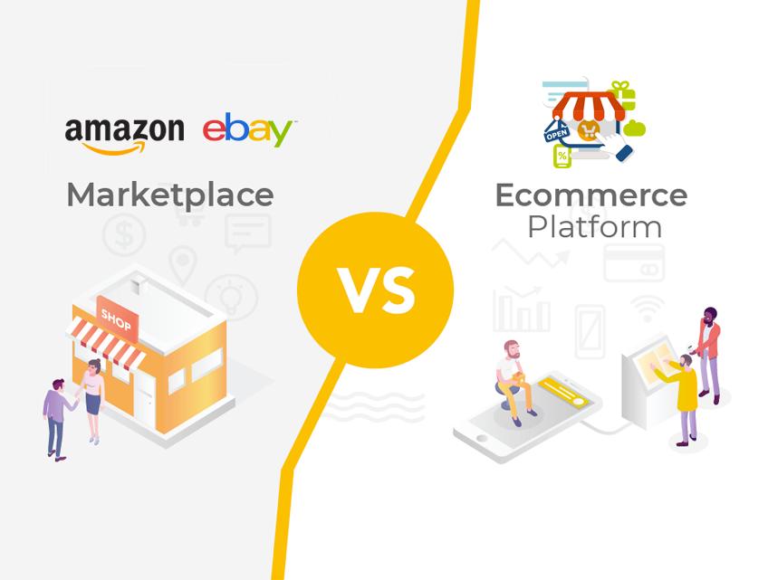 Vendere Su Marketplace Come Amazon Ed Ebay Conviene Davvero Sempre Oppure E Meglio Avere Un Sito Di Ecommerce