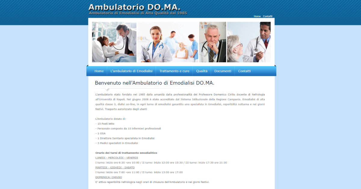 ambulatoriodoma.it